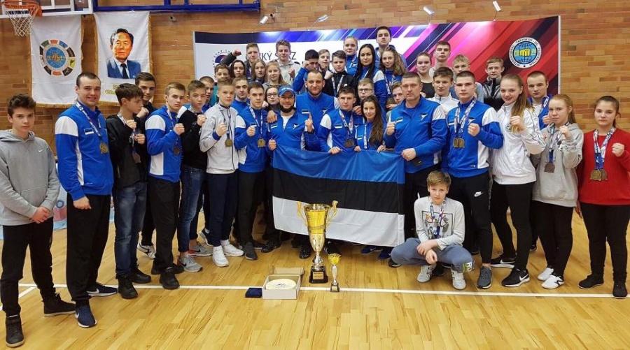 Czech Open 2018 - A Class Tournament