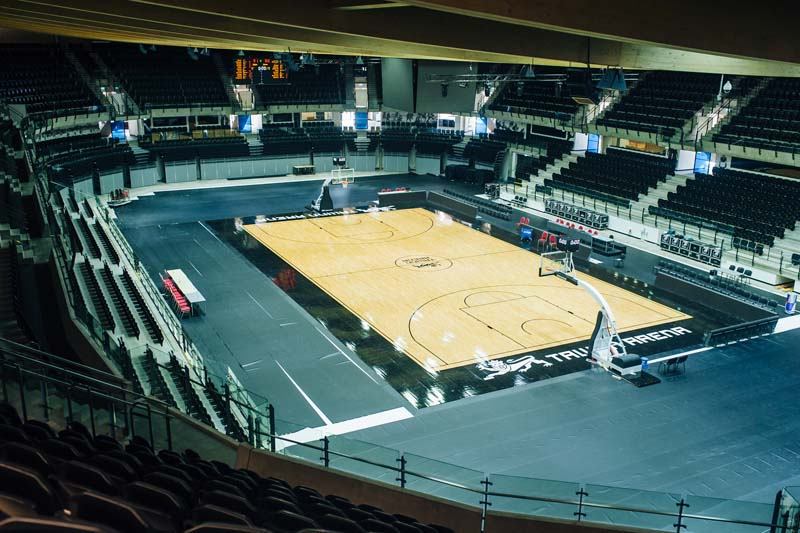 Competition venue for the next EITF EC in Tallin