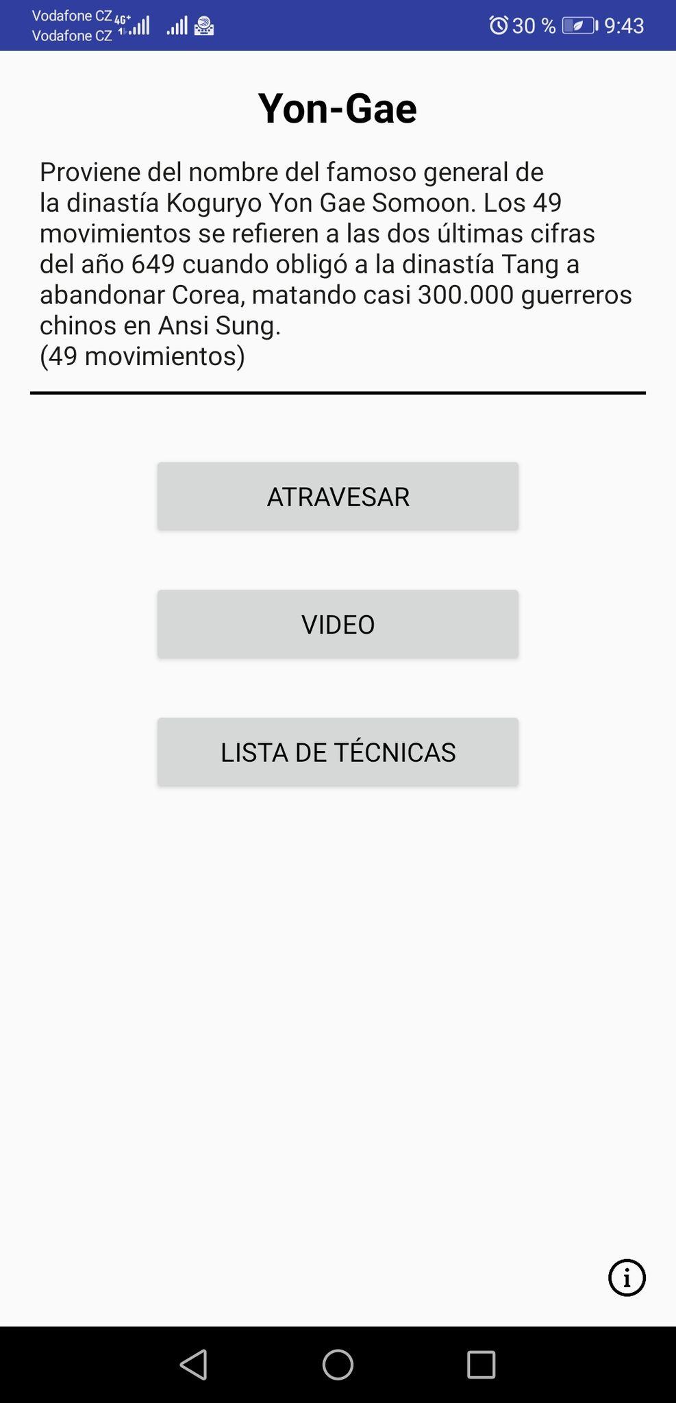 TUL TKD ITF mobile app
