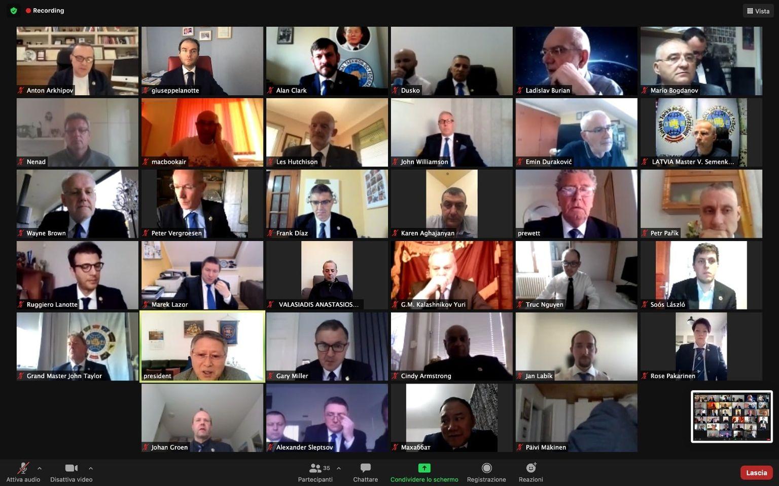 EITF online Congress