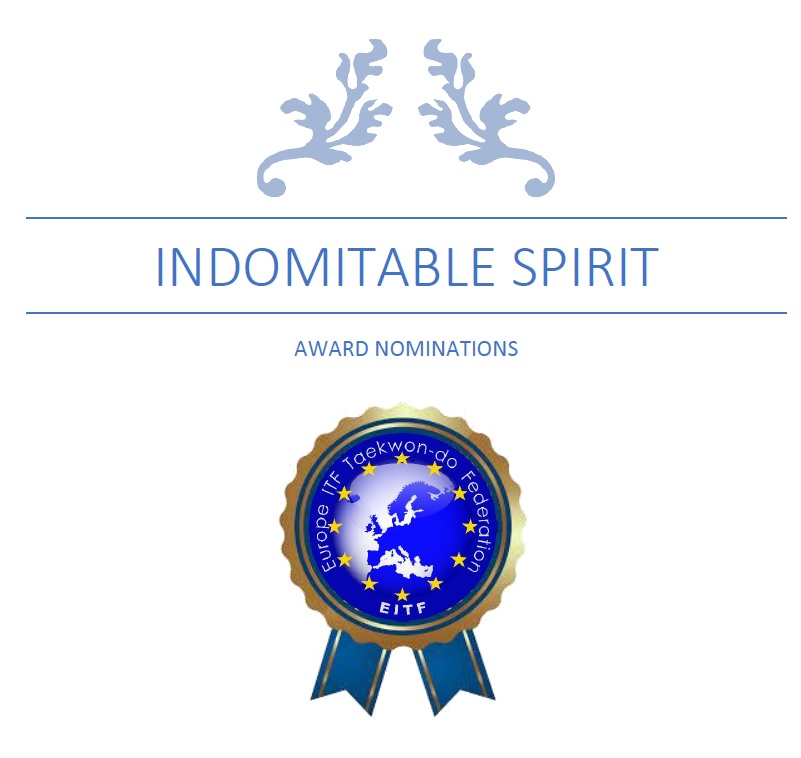 Indomitable Spirit Awarding List for February 2021