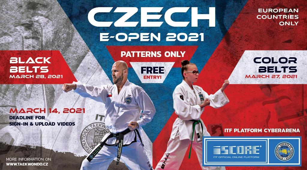 1st Czech E-Open Tournament